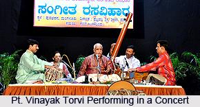 Pt. Vinayak Torvi, Indian Classical Vocalist