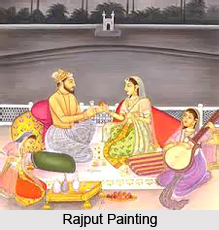 Traditional Indian Painting