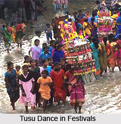 Tusu Dance, West Bengal