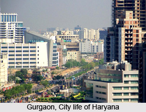 Districts of Haryana