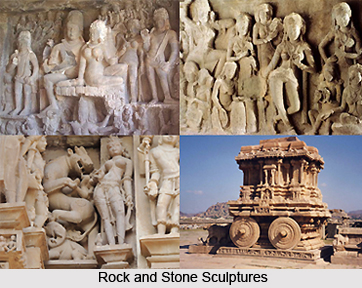 Indian Religious Sculptures
