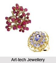 Art-tech Jewellery