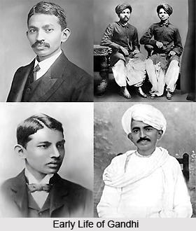 the early education and exploits of mohandas gandhi Mahatma gandhi's contribution to education chaman 12-3-1925 mahatma gandhi and basic education according to mahatma gandhi, education is an unending.