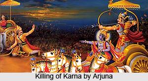 Karna Parva, 18 Parvas of Mahabharata