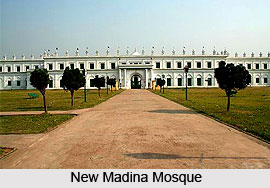 Madina Mosque, Murshidabad, West Bengal