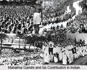 Mahatma Gandhi and Indian Independence
