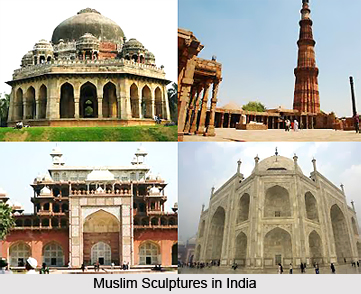 Muslim Indian Sculptures, Indian Sculpture