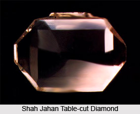 Shah Jahan table-cut Diamond