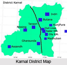 Karnal District, Haryana