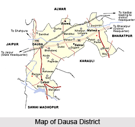 Dausa District, Rajasthan