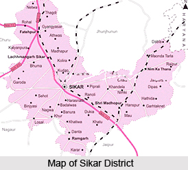 Sikar District, Rajasthan