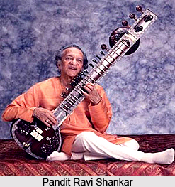 Pt. Ravi Shankar, Indian Classical Instrumentalist