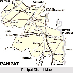 Panipat District, Haryana