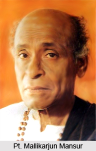 Pt. Mallikarjun Mansur, Indian Classical Vocalist