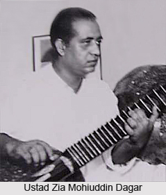 Ustad Zia Mohiuddin Dagar, Indian Classical Instrumentalist