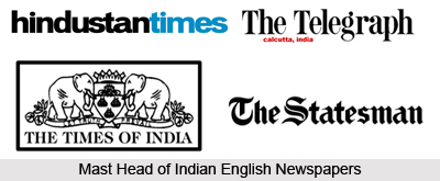 Indian English Newspapers