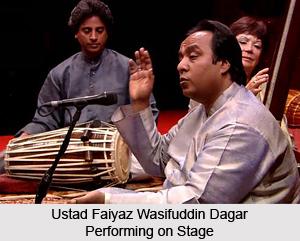 Ustad Faiyaz Wasifuddin Dagar, Indian Classical Singer