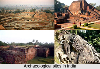 Pictures of archaeological sources of ancient indian history for Archaeological monuments in india mural paintings