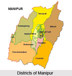 Districts of Manipur