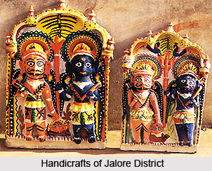 Handicrafts Industry in Jalore District, Rajasthan