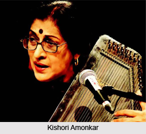 Kishori Amonkar, Indian Classical Vocalist