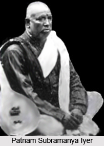 Patnam Subramanya Iyer, Indian Classical Vocalist