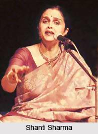 Shanti Sharma, Indian Classical Vocalist