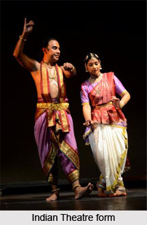 Utsrishtikamka, Indian Theatre Form