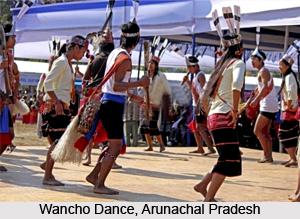 Wancho Dance, Arunachal Pradesh