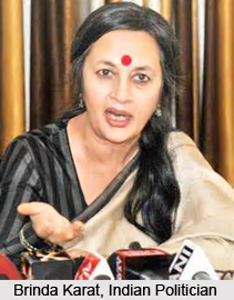 Brinda Karat, Indian Politician