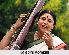 Kalapini Komkali, Indian Classical Vocalist