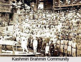 Kashmiri Brahmin Community