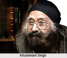 Khushwant Singh, Indian Writer