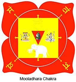 Mooladhara Chakra