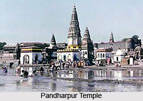 Pandharpur Temples, Solapur, Maharashtra