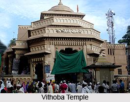 Vithoba Temple, Pandharpur, Maharashtra