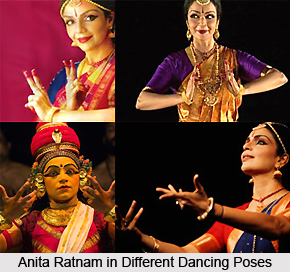 Anita Ratnam, Indian Classical Dancer
