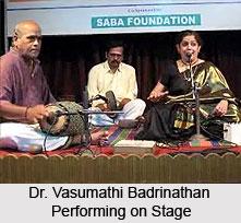 Vasumathi Badrinathan, Indian Classical Vocalist