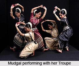 Madhavi Mudgal, Indian Dancer