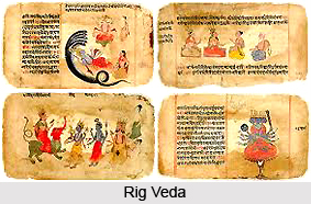 Lord Vishnu in Rig Veda