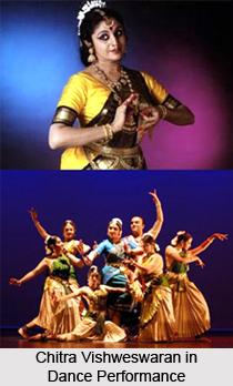 Chitra Vishweswaran, Indian Classical Dancer