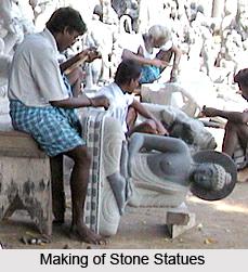 Stone Craft in India