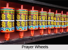 Buddhist Images And Symbols In Sikkim