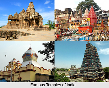 Religious rites and ceremonies in Hindu temples, India