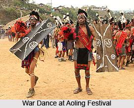 Aoling Festival, Mon District, Nagaland