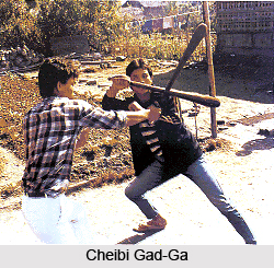 Cheibi Gad-Ga, Martial Art of Manipur