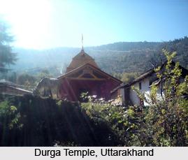 Durga Temple, Uttarakhand