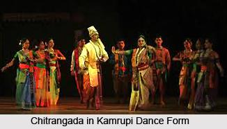 Kamrupi Dance, Assamese Folk Dance