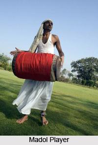 Madol Puja, Folk Dance of West Bengal