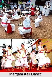 Margam Kali Dance, Kerala